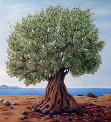Olivetree by gwgw