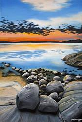 Seascape by gwgw