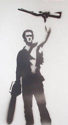 ArmyOfDarkness stencil by D-Pepper