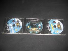 Playstation games 2 by Abby-Fennec