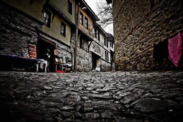 Dark Street by aytugcakir