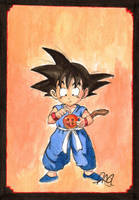 Four Star DragonBall by Magicant01