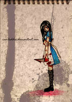 Alice is Mad by iamleddie