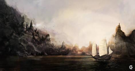 Long journey by Danerain