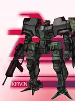 Kirvin by BlazingChaos