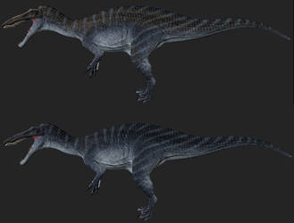 Suchomimus: Riptide by Freeflier181