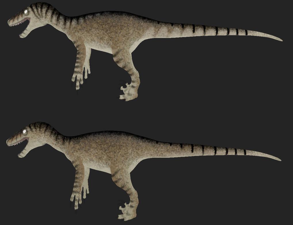 Utahraptor: Bobcat by Freeflier181