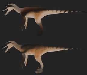 Velociraptor: Shrike by Freeflier181