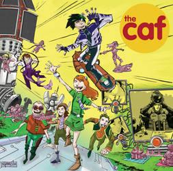 the Caf backdrop by mytymark