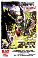 ZVR Undercity no.3 cover by mytymark