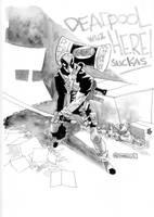 another Deadpool by mytymark