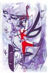 David Mack's Kabuki by mytymark