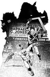 Raph and Mr. Jones by mytymark