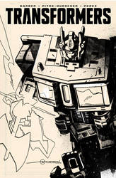 Optimus by mytymark