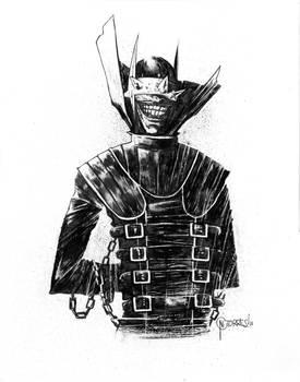 The Batman Who Laughs by mytymark