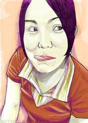 jeanine portrait by mytymark