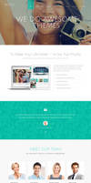 Accio Web Template by wpthemes