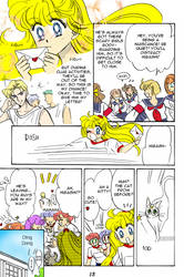 Sailor V, chapter 1, page 13 by SailorEnceladus