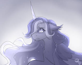 Coloured Sketch Test by its-gloomy