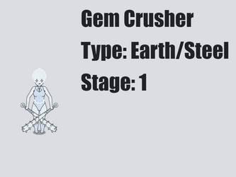 Gem Crusher, Diamond Berserker by turbolord9001