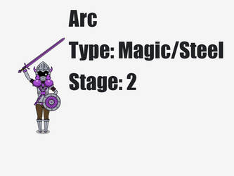 Arc, Stage 2 by turbolord9001