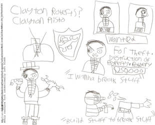 Meet Clayton Plisto by maxvision92
