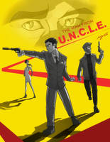 The Man from U.N.C.L.E. by mikabear1