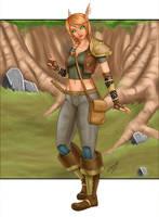 Warcraft - Lyeric Sunstrider by onetamad