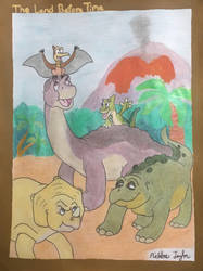 The Land Before Time by ntaylor24