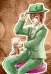 I Drink Elixir From Ze Glass-- by nuttyjigs