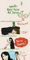 Harry Potter meme by Murraycita