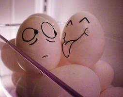 eggs.. by killmybro