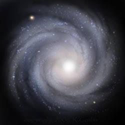 A Galaxy by Wildeye