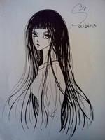 Sunako Nakahara by LAWLIETloveSHARI