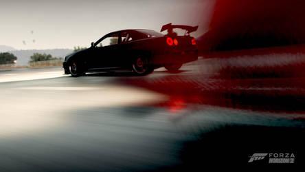 Forza Horizon 2 - Racing Abstract by crocnocker