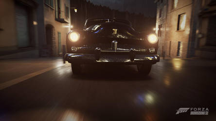Forza Horizon 2 - Dark Street in Colour by crocnocker