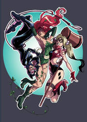 _Commission:Sirens_ by SerLuxfero