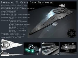 Imperial Star Destroyer by Davis--237834