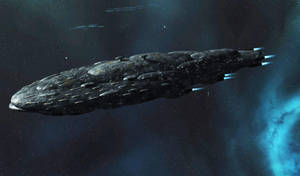 Viscount Star Defender by Davis--237834