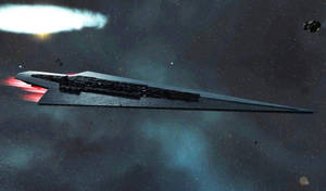 Executor-Class Star Destroyer by Davis--237834