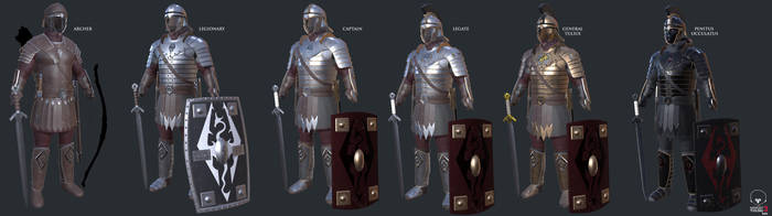 IV Legion Remastered by Davis--237834