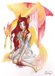 Phoenix by PunVisual