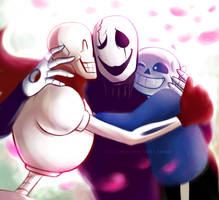 Reunion by StealthNerd