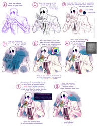 how i do a draw by StealthNerd