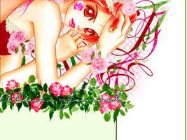 Peach Girl Layout by Unforgiventak