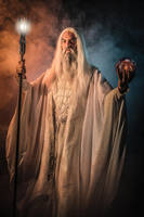 Saruman the White by adenry