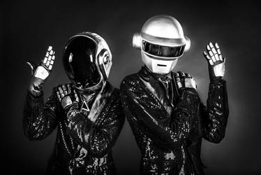Daft Punk by adenry