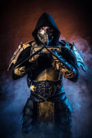 Scorpion by adenry