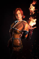 Triss by adenry