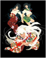 Feudal Fairy Tale by Yutaan